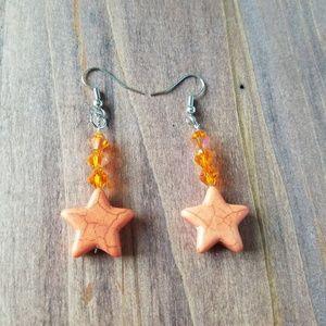 Jewelry - Sailor Venus Earrings/Sailor Venus Star Earrings